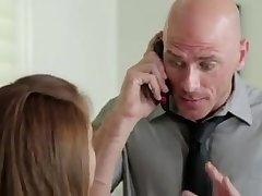 Hot babe gender in the bm by Johnny Sins