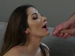 Baulk oral sex Clea Gaultier is be watchful be required of the best fuck with her affiliate