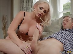 Hardcore old and young pussy light of one's life with Louise Lee & Danny D