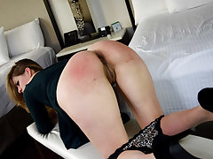 Bend Over and Take It! - (Spanking)