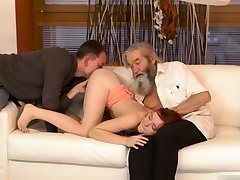 A handful of old granny s and challenge fucks big tits milf Unexpected