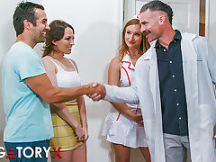 PURGATORYX Fertility Clinic Vol 1 Part 1 about Lily plus Skylar
