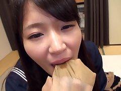 Mari Kagami - God Pantyhose Kaga Mimari Unvaried Lolita Beautiful Clandestinely Pantyhose Wrapped